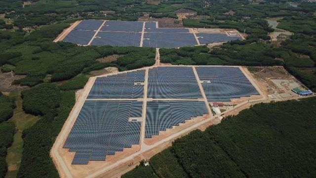 Dự án điện mặt trời tại Việt Nam
