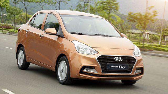 Hyundai Grand i10 là chiếc xe thành công nhất thị trường chỉ đứng sau Toyota Vios