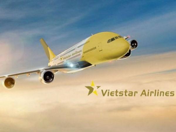 Vietstar Airlines đang chờ để được cất cánh. (Ảnh: Zing)