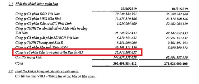Thuyết minh báo cáo tài chính đã kiểm toán của Kosy Group.
