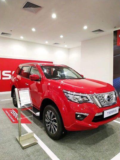 Nissan Terran bản V hiện đang giảm giá đến 128 triệu đồng do tồn kho nhiều.