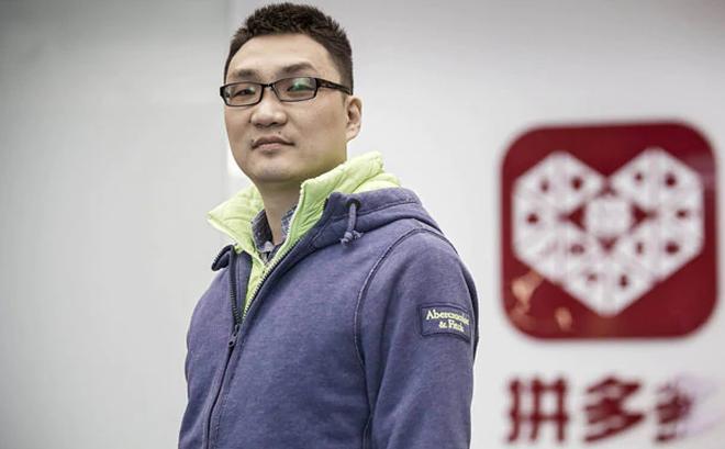 Chân dung nhà sáng lập Pinduoduo, Colin Huang.