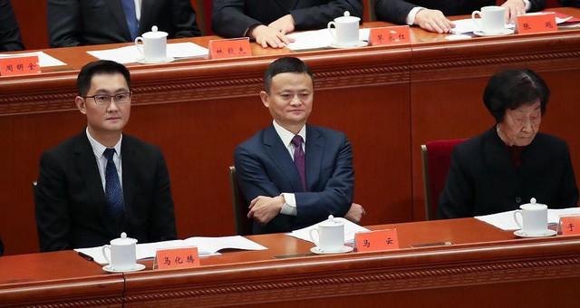 Nhiều người bất ngờ khi biết Jack Ma là đảng viên Cộng sản