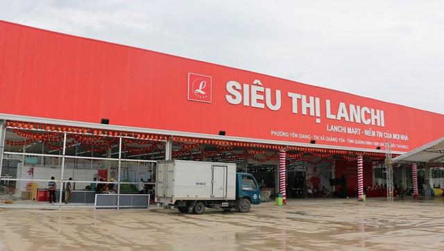 Siêu thị Lan Chi có mặt tại nhiều tỉnh thành trên cả nước. Ảnh: Báo Quảng Ninh.