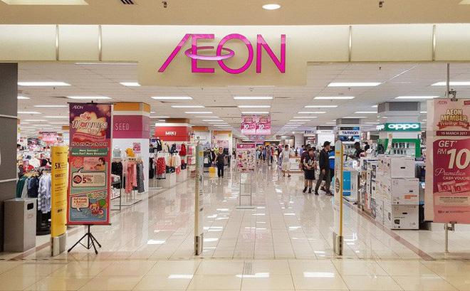 Aeon là đại gia ngoại duy nhất có lãi hiện nay.