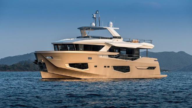 Cruising trawler có những loại với giá lên tới hàng triệu USD