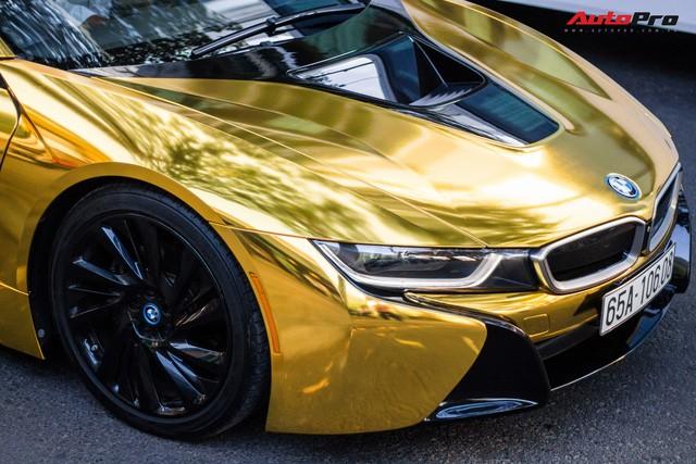 Hiện nay trên thị trường xe cũ, BMW i8 được rao bán với nhiều mức giá dao động khoảng 4 tỷ đồng.