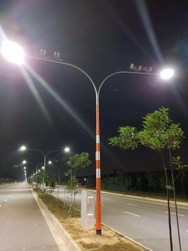 Đèn đường ở Singapore sẽ được nâng cấp để thông minh hơn.