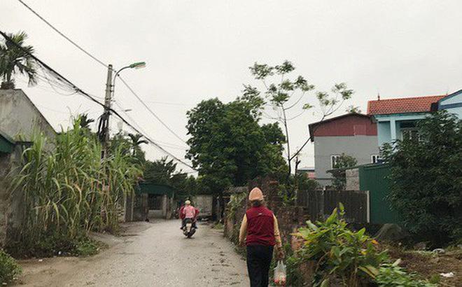 Theo người dân tại khu vực chợ Bún (Đa Tốn), không có nhiều giao dịch đất nền tại đây do dân cư đã sinh sống ổn định. Ảnh: L.T.