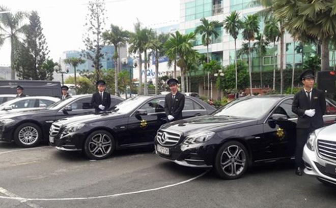 Nhu cầu thuê xe ôtô tự lái đi chơi của người dân trong dịp tết tăng cao.