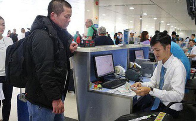 Vietnam Airlines khuyến cáo hành khách khi nhập cảnh đến Đài Loan, Nhật, Úc... cần tuân thủ quy định để tránh bị phạt nặng và ngăn chặn dịch bệnh. Ảnh: Linh Anh
