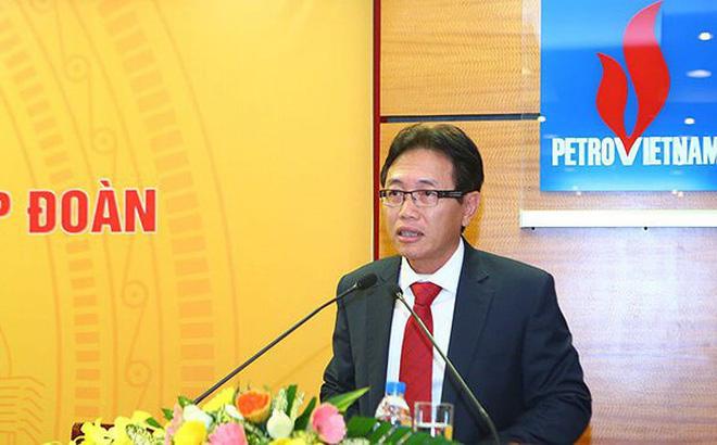 Ông Nguyễn Vũ Trường Sơn, Tổng Giám đốc Tập đoàn Dầu khí Việt Nam