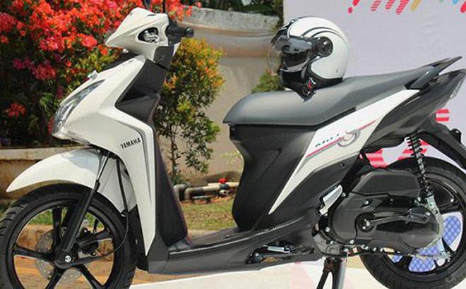 Yamaha Mio S phiên bản 2019 mới ra mắt tại Indonesia.