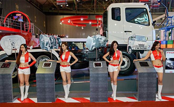 Đề xuất tăng thuế nhập khẩu xe tải để khuyến khích doanh nghiệp trong nước đầu tư sản xuất xe tải.