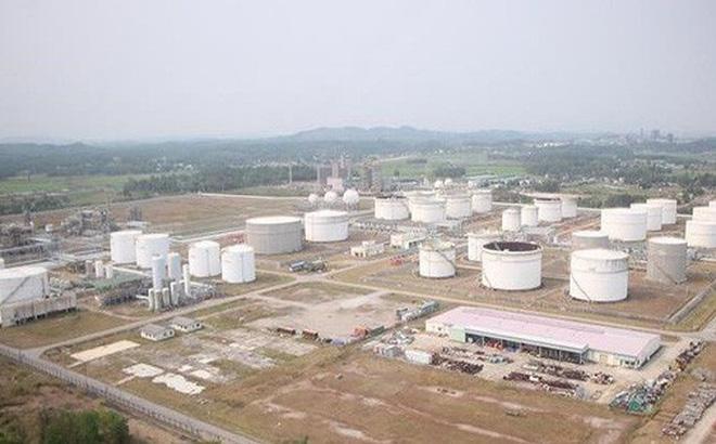 Nhà máy lọc dầu Dung Quất. Ảnh: TẤN VIỆT