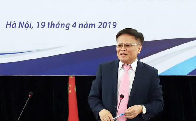 """TS Nguyễn Đình Cung cho rằng, những đánh giá của nước ngoài đối với Việt Nam kiểu như """"nhất thế giới"""" là xã giao."""