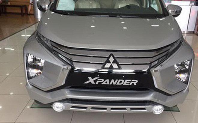 Mitsubishi Xpander hiện là mẫu xe bán chạy nhất thuộc phân khúc MPV giá rẻ