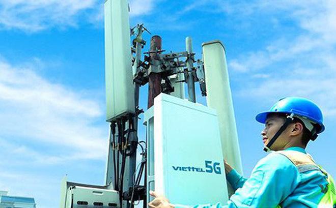 Viettel đang chuẩn bị cho buổi chạy thử cuộc gọi đầu tiên bằng sóng di động 5G.