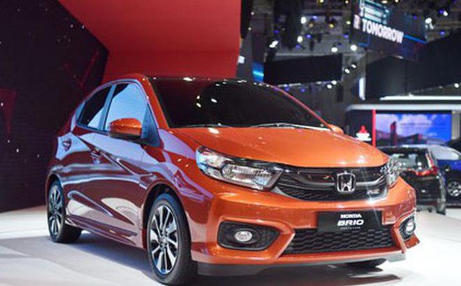 Honda Brio sắp tham gia phân khúc xe nhỏ, giá rẻ ở Việt Nam