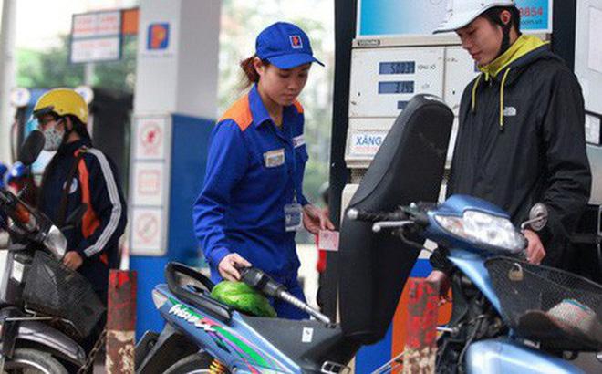 Quỹ bình ổn giá xăng, dầu đang âm hơn 620 tỉ đồng