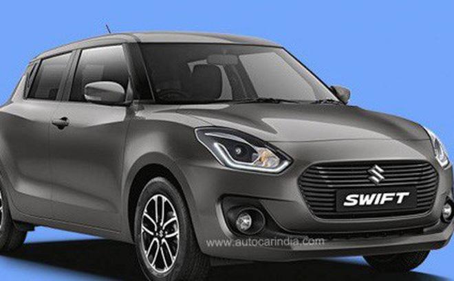 Suzuki Swift mới trình làng ở Ấn Độ.