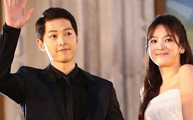 Song Joong Ki và Song Hye Kyo chia tay khiến nhiều fan tiếc nuối. Ảnh: Naver.