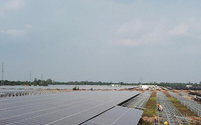 Giá điện mặt trời sau ngày 30/6/2019 sẽ bớt ưu đãi hơn. Ảnh: Lương Bằng