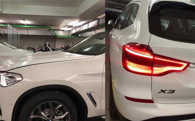 BMW X3 mới về Việt Nam muộn hơn các đàn anh X5 và X7. Ảnh: FB.