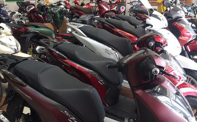 Honda Việt Nam là nhà sản xuất dẫn đầu thị trường khi chiếm khoảng 74% thị phần xe máy