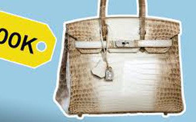 Hermès Himalaya Birkin từng có giá 500.000 USD. (Ảnh: Business Insider)