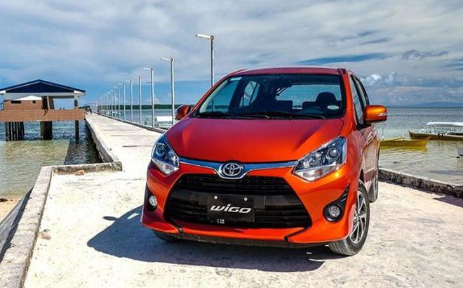 Toyota Wigo tại thị trường Việt Nam.