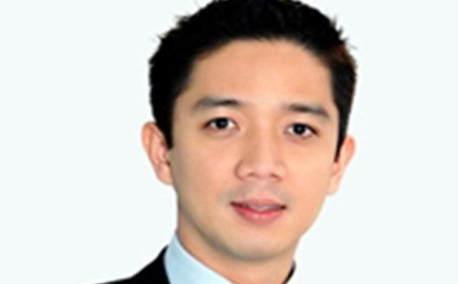 Ông Bùi Cao Nhật Quân, con trai ông Bùi Thành Nhơn - Chủ tịch HĐQT Công ty Novaland.