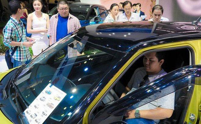 Hiện thị trường ôtô đang ở giai đoạn cạnh tranh khốc liệt, giá giảm đối với tất cả các phân khúc - Ảnh: Hoàng Triều