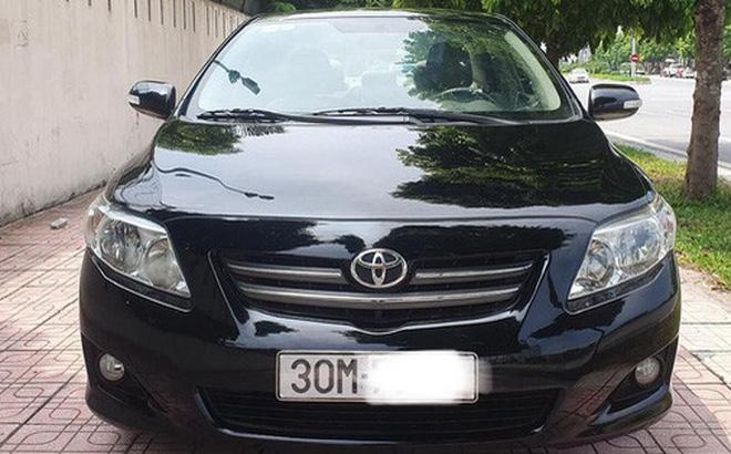 Toyota Corolla Altis từng là thống trị phân khúc sedan hạng C.