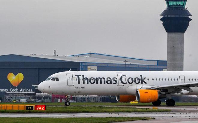 Hãng hàng không Thomas Cook đã không còn cất cánh vì gánh nặng tài chính.