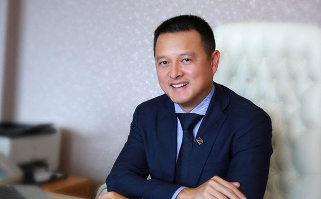 Ông Đặng Minh Trường, người kế nhiệm vị trí Chủ tịch HĐQT tại Sun Group.
