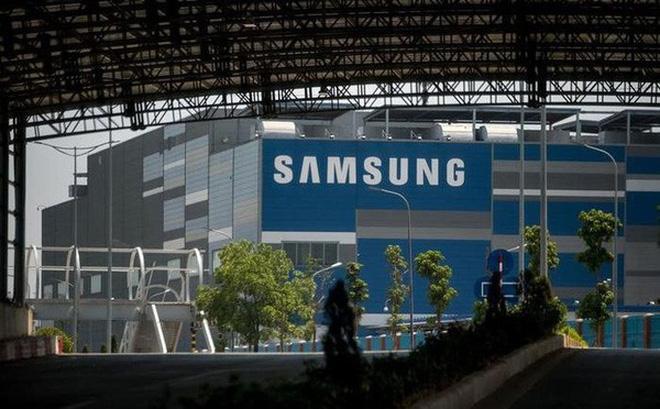 Nhà máy Samsung ở Bắc Ninh (Ảnh: Reuters)