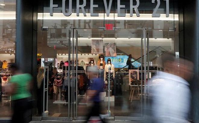 Forever 21 chính thức phá sản. (Ảnh: Reuters)