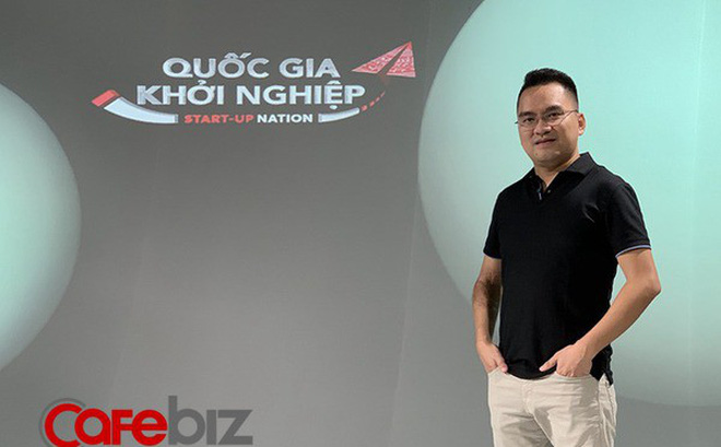 Ông Ngô Đức Nguyên, CEO kiêm Founder của Aharooms.