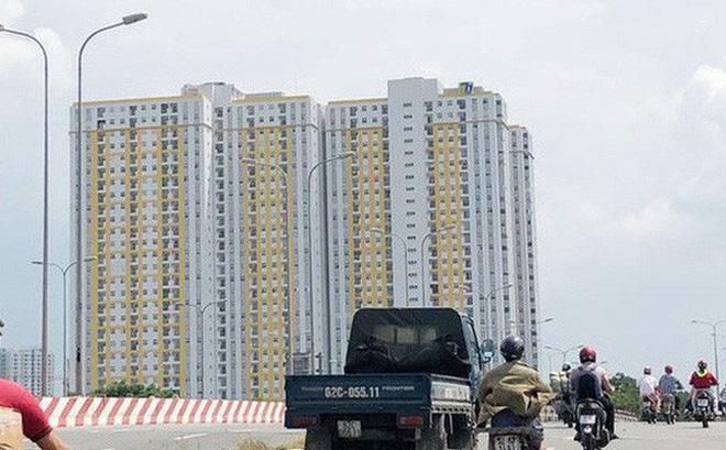 Chung cư City Gate (quận 8, TP HCM) không có tầng 13, 14 và 23, thay vào đó là tầng 12A,12B và 22A