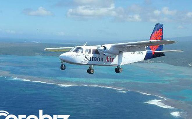 Máy bay hạng nhẹ của Samoa Air.