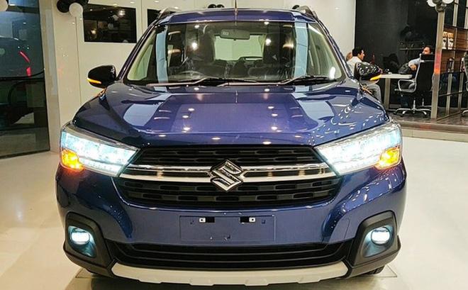 Suzuki XL7 dự kiến bàn giao tới tay khách hàng vào tháng 4.