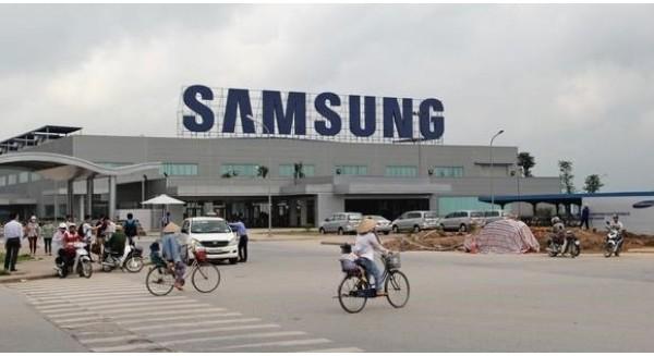 Samsung từng đề xuất muốn được gọi là doanh nghiệp quốc dân Việt Nam (Ảnh minh họa)