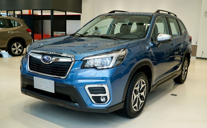 Mẫu ô tô nhập khẩu Thái Lan đang gây chú ý vì mức giá giảm mạnh.