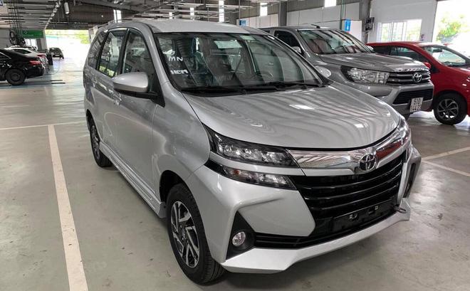 Toyota Avanza 2019 ở Việt Nam sẽ có hai phiên bản 1.3 MT và 1.5 AT.