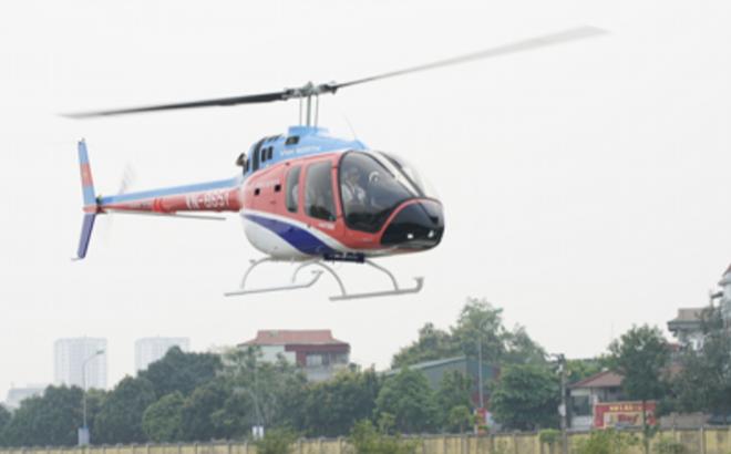 Dịch vụ gọi trực thăng trên smartphone thông qua ứng dụng của Fastgo đang trong giai đoạn hoàn thiện những khâu cuối cùng.
