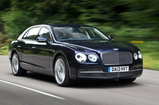Ông Vượng sở hữu một chiếc xe Bentley khi trở thành tỷ phú USD đầu tiên của Việt Nam được Forbes công nhận.
